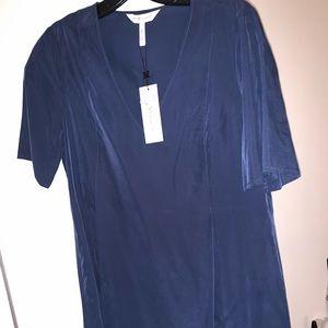 Blue dress, never worn